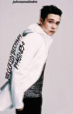 Brooklyn Beckham Imagines by johnsonstindro