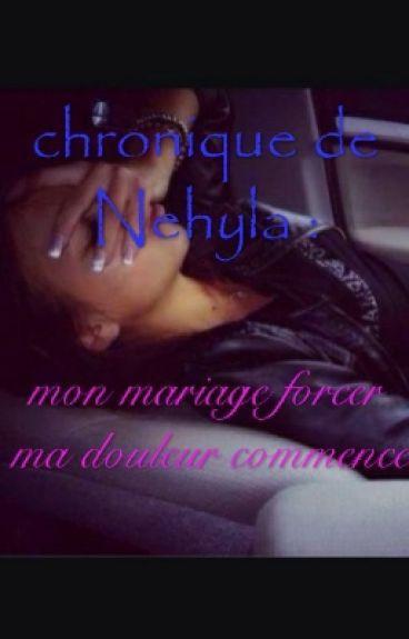 chronique : mon mariage forcé ma douleure commence