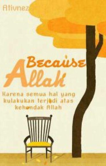 Because Allah