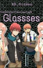 Glasses (Assassination Classroom) by XD_Hidden