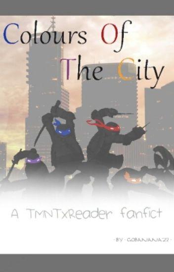 tmnt colours of the city readerinsert scorpio wattpad