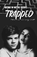 Trapped » The Maze Runner (Newt) by wentmad