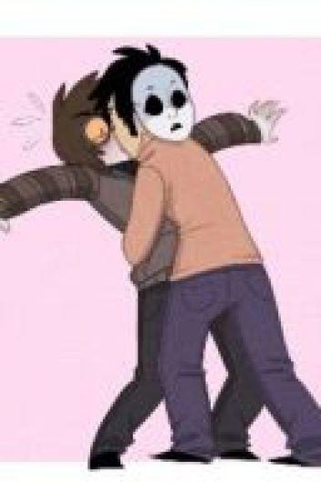 Ticci Toby x Masky(YAOI Creepypasta) Me estoy enamorando de un Idiota