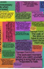 Teenage Posts by ThatGeekette