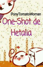 One-Shot de Hetalia. by PonyTomatoWoman