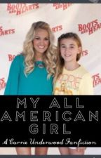 My All American Girl by queencarriee