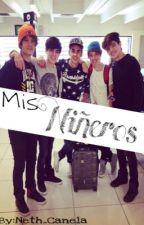 Mis Niñeros (Terminada) by Neth_Canela