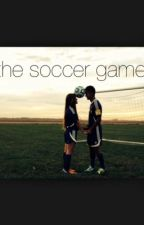 The Soccer Game by ikindalovehayes