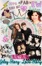 Miley Cyrus & Justin Bieber Jiley Story: Love Story by Milerzzsmilerzz