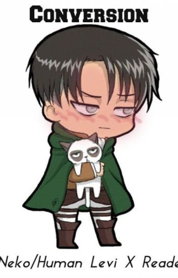 Conversion (Neko/Human Levi X Reader) COMPLETED