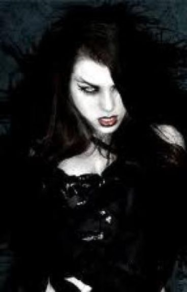 Vampire Love (A Vampire/Demon/Human Love Story)
