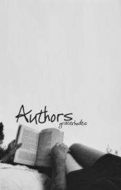 Authors by gracerhodes