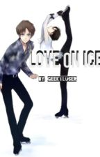 Love on Ice (A Riren/Ereri one shot) by GeekyLoser