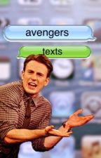 Avengers Texts by CaptainUSA