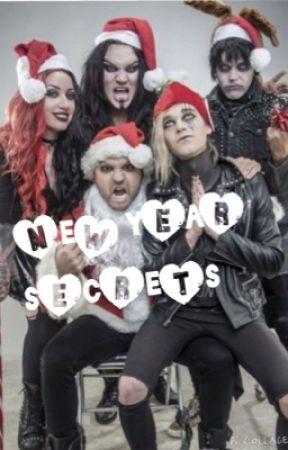 New Year Secrets... ~Tyler burgess and Nikki misery~ by TallyandShane