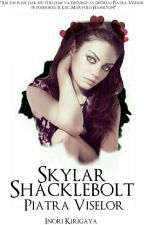 Skylar Shacklebolt - Piatra Viselor by --aesthete