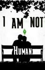 I Am Not Human by Amazon_river
