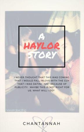A Haylor Story (EDITING) by Chantannah