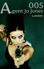 005 Agent Jo Jones by Lotti005