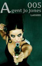 005 Agent Jo Jones by Lotti005