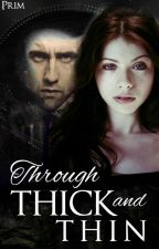 Through Thick and Thin (Book 2 of the Jenelle Murphy Saga) [A HP fan fiction] by arrow_to_the_heart