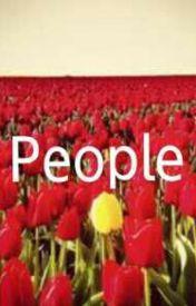 People by enchantingrain