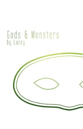 Gods & Monsters (Desert Children #3) by calliethepsychic