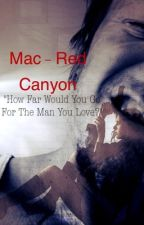 Mac, Red Canyon. by letsallgobubbling
