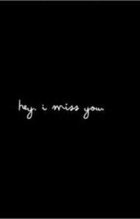 Maybe I'm missing you ~ *one shot by TwistedSunshine