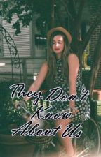 They don't know about us (A Drew Chadwick love story) by Jainoskipans