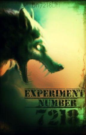 Experiment Number 7218 by bri72182bri
