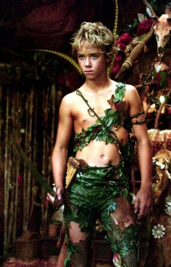 Jeremy Sumpter- A Peter Pan Sex Story