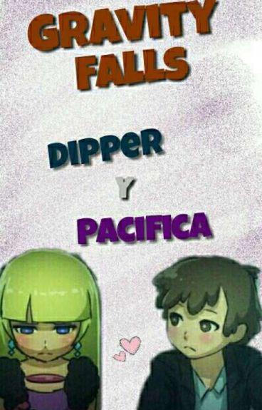 Gravity falls [Dipper y Pacifica]