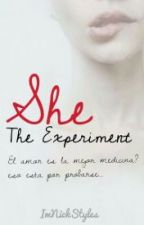 She, The Experiment |Harry Mature| by ImNickStyles