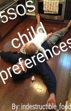 5sos child preferences by Soul_the_BlackStar
