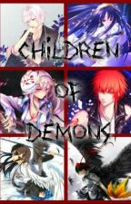 Children of Demons (Kamisama Kiss Fanfic) by Ms-LoveWithNoName