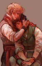 Grantaire was Crying by cafemusain