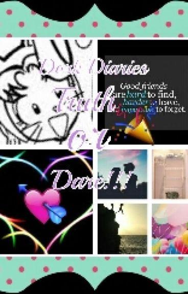 Dork Diaries Truth or Dare!!!! ;) - Lizzie - Wattpad