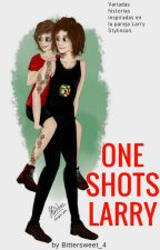 One shots, Larry. by KatherineAlvarez14