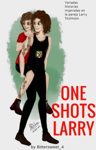 One shots, Larry.