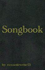 Songbook by gayrainbowromance01