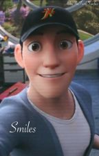 Smiles {Tadashi X Reader} by AbbyTheTurtleFanfics