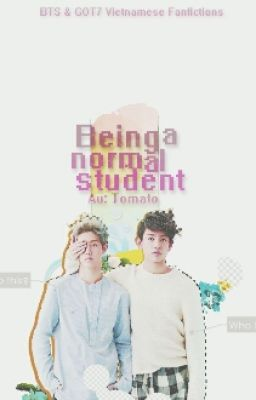 [LONGFIC - MARKJIN] Being a normal student