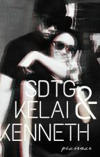 SDTG: Kelai and Kenneth by PixieAxe