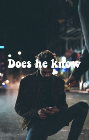 Does He Know? »Jace Norman
