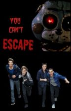 You can't escape ○Five nights at Freddy's○ ●Big Time Rush● by ValeBtrMyLife