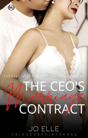 FNGT (Book 1) The C.E.O.'s Marriage Contract (#Wattys2016)