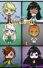 Fan-fiction Les Légendaires by Yololpoplove
