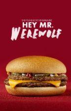 Hey Mr.Werewolf by Sofeaquestionmark