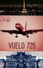 Vuelo 725 by daydreamaq
